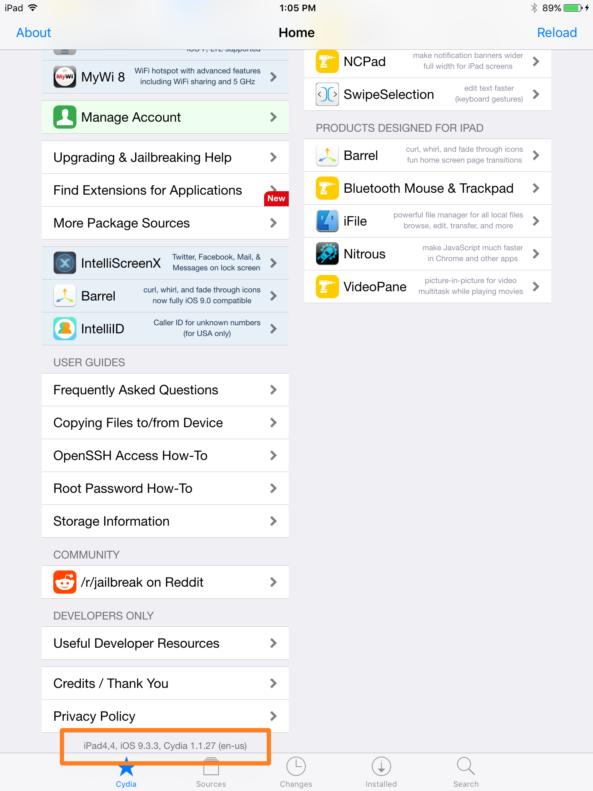 Cydia-iOS-9.3.3
