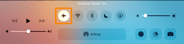 Turn-on-Airplane