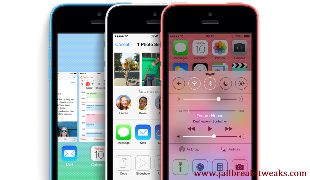 iOS 10 Jailbreak Tweaks