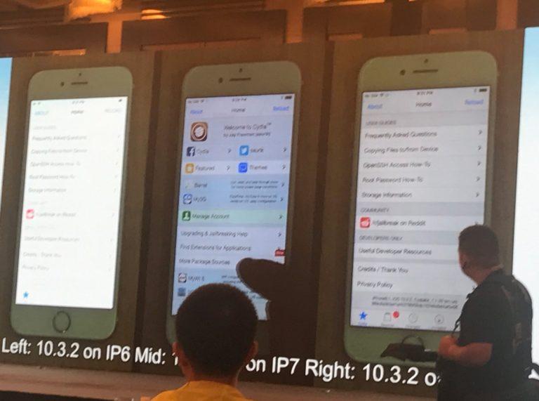 iOS 11 jailbreak tweaks