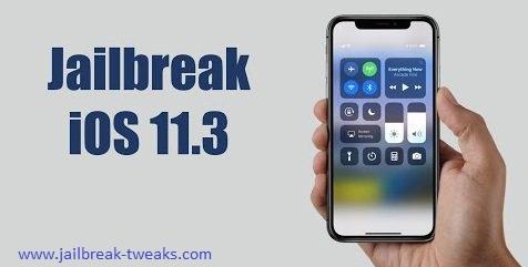 jailbreak ios 11.3
