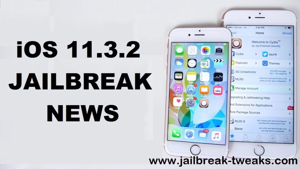 Jailbreak iOS 11.3.2